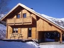 Snug Ski Chalet In French Alps Small House Bliss