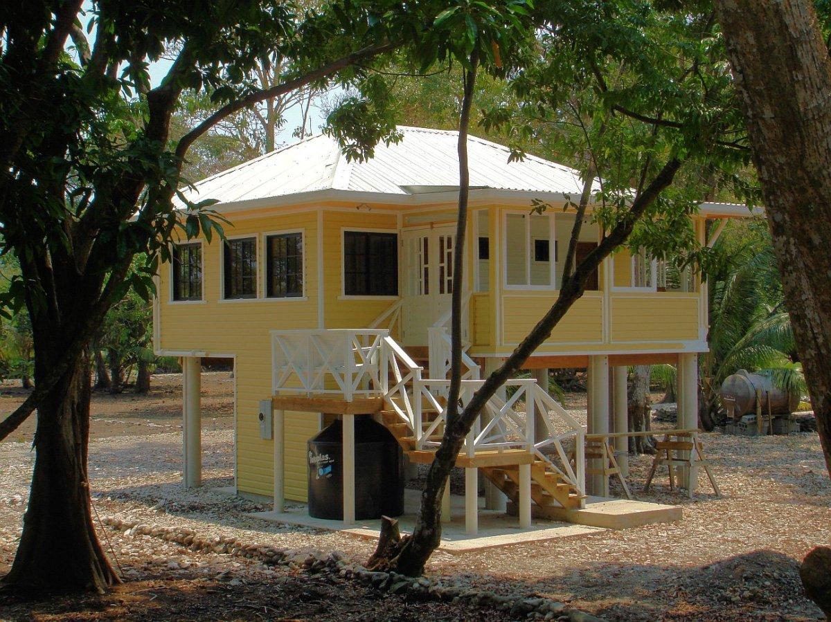 Caribbean Beach House Designs