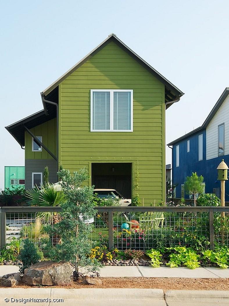 A Modern Farmhouse In Texas  Fab Architecture  Small