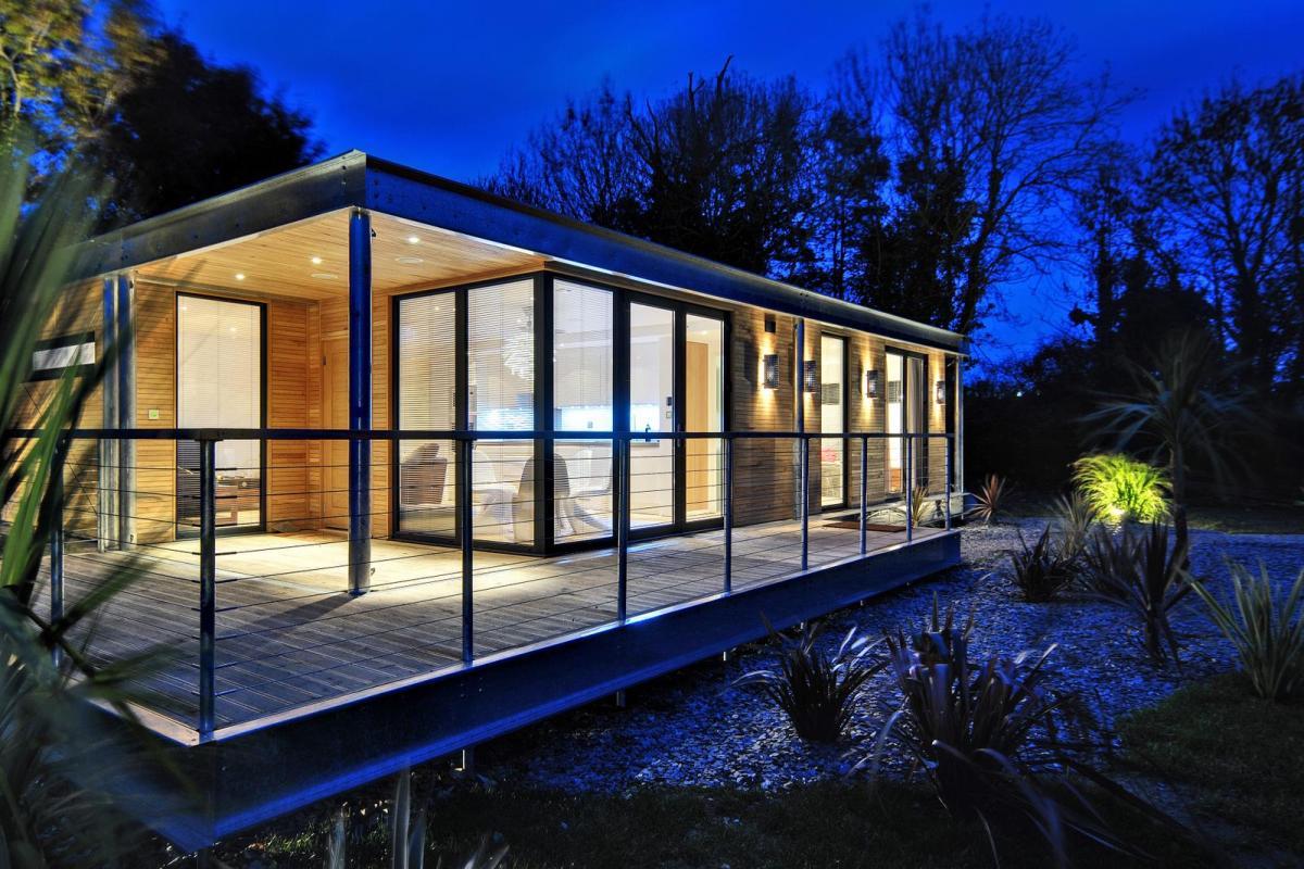 Small Modern Modular Home Plans