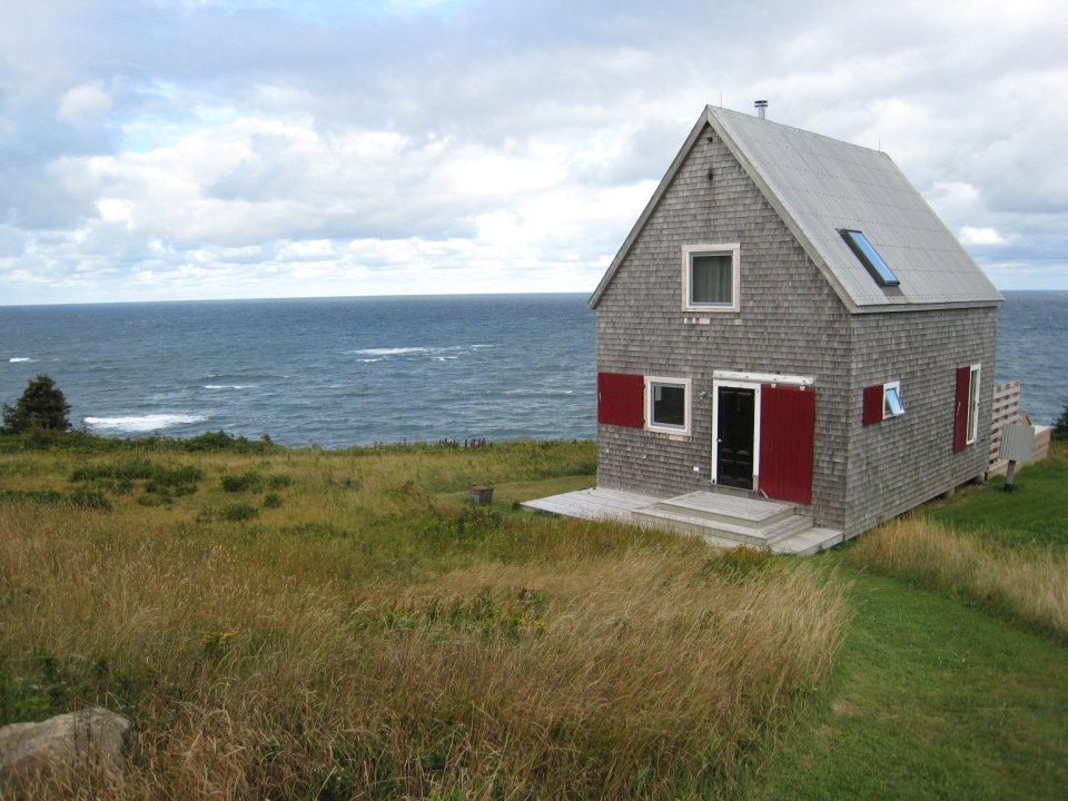 The Sea And Sky Cottage On Cape Breton Island Small