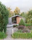 The tiny Poplar Garden House by Onix