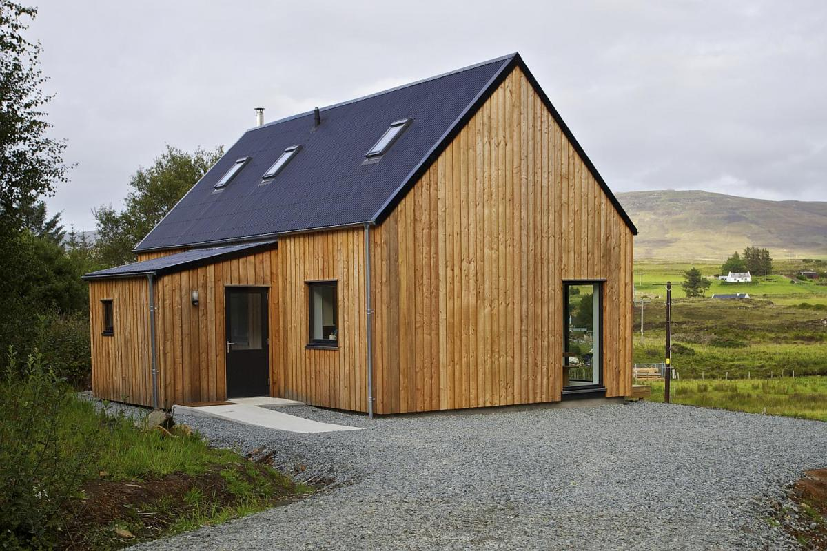Small Rural Home Designs