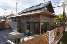 Energy-efficient Contemporary Laneway House