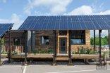 InSite, a 971 sq ft 2 bedroom entry at Solar Decathlon 2013 | www.facebook.com/SmallHouseBliss