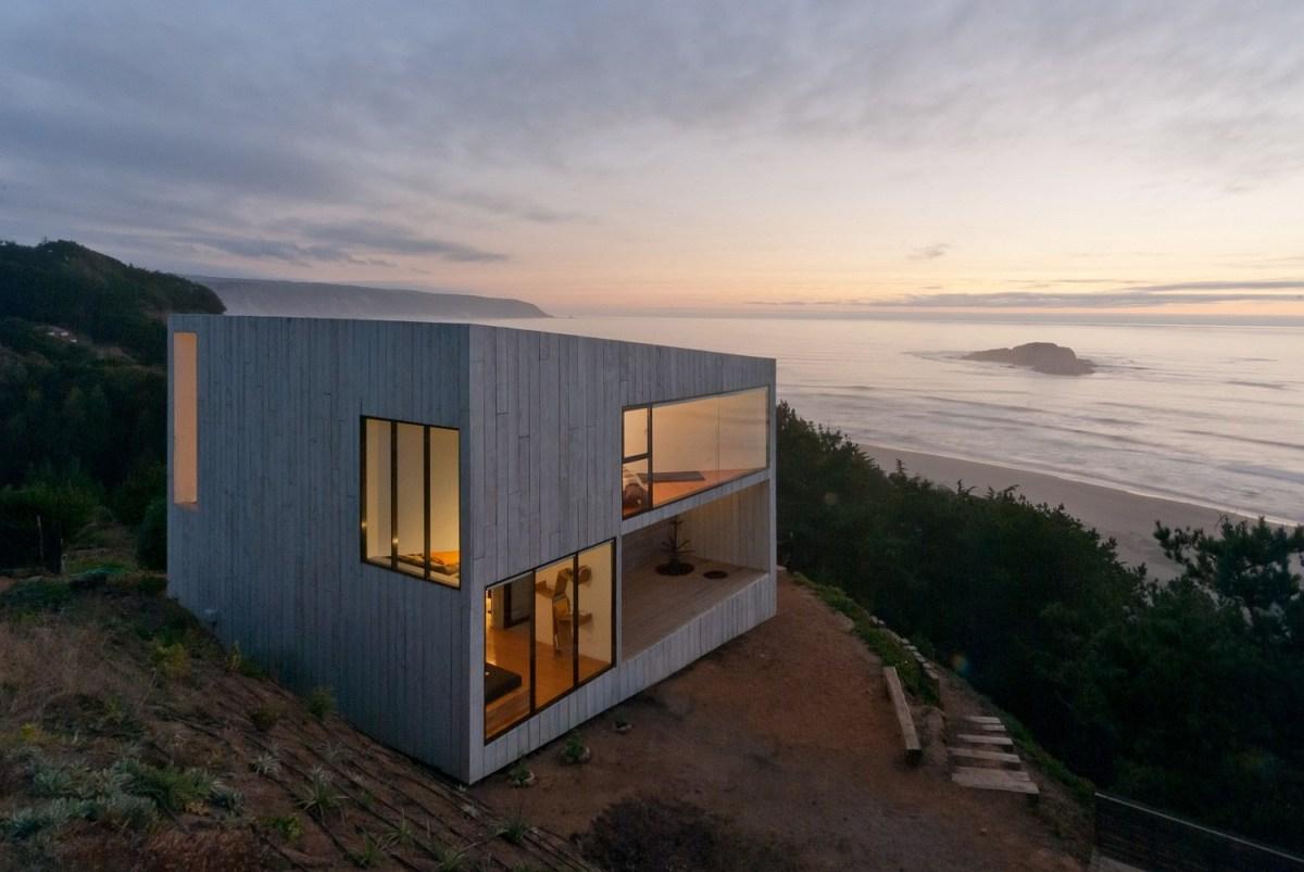 Small Beach House Ocean View