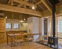 A new home built in traditional Japanese style | Osumi ...