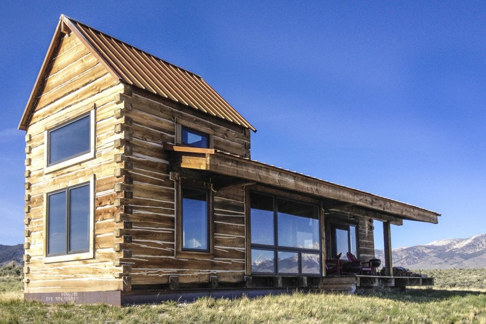 Small Log Cabins 800 Sq Ft Or Less Joy Studio Design