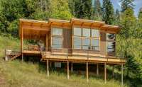 TimberCab, a prefab timber framed cabin | FabCab | Small ...