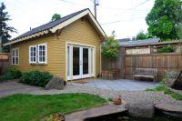 The Piedmont Cottage, a tiny backyard cottage in Portland ...