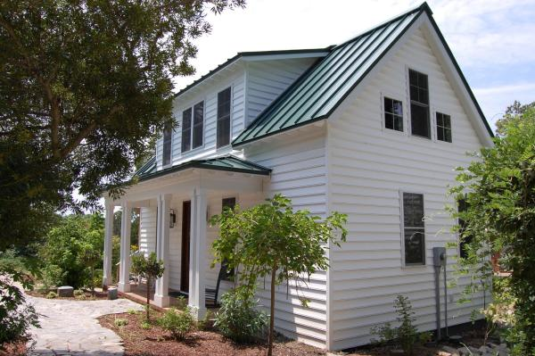 Katrina Cottage House Plans