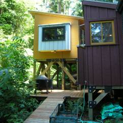 Big Kitchen Island Sanding And Restaining Cabinets A Small House Compound On Whidbey | Bliss