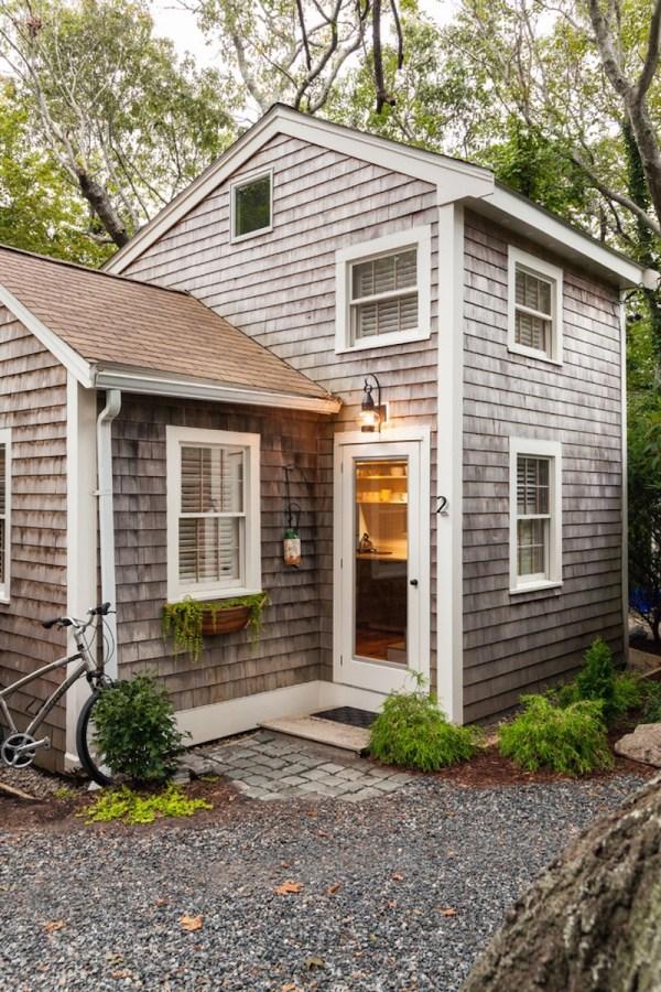 Small Cape Cod Cottage House Plans