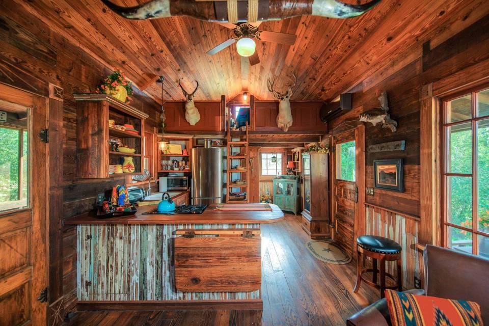 Tiny Cabin Plans With Loft Joy Studio Design Gallery