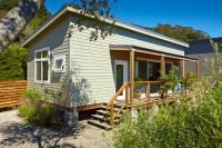 Cost-saving strategies in a small California beach house ...