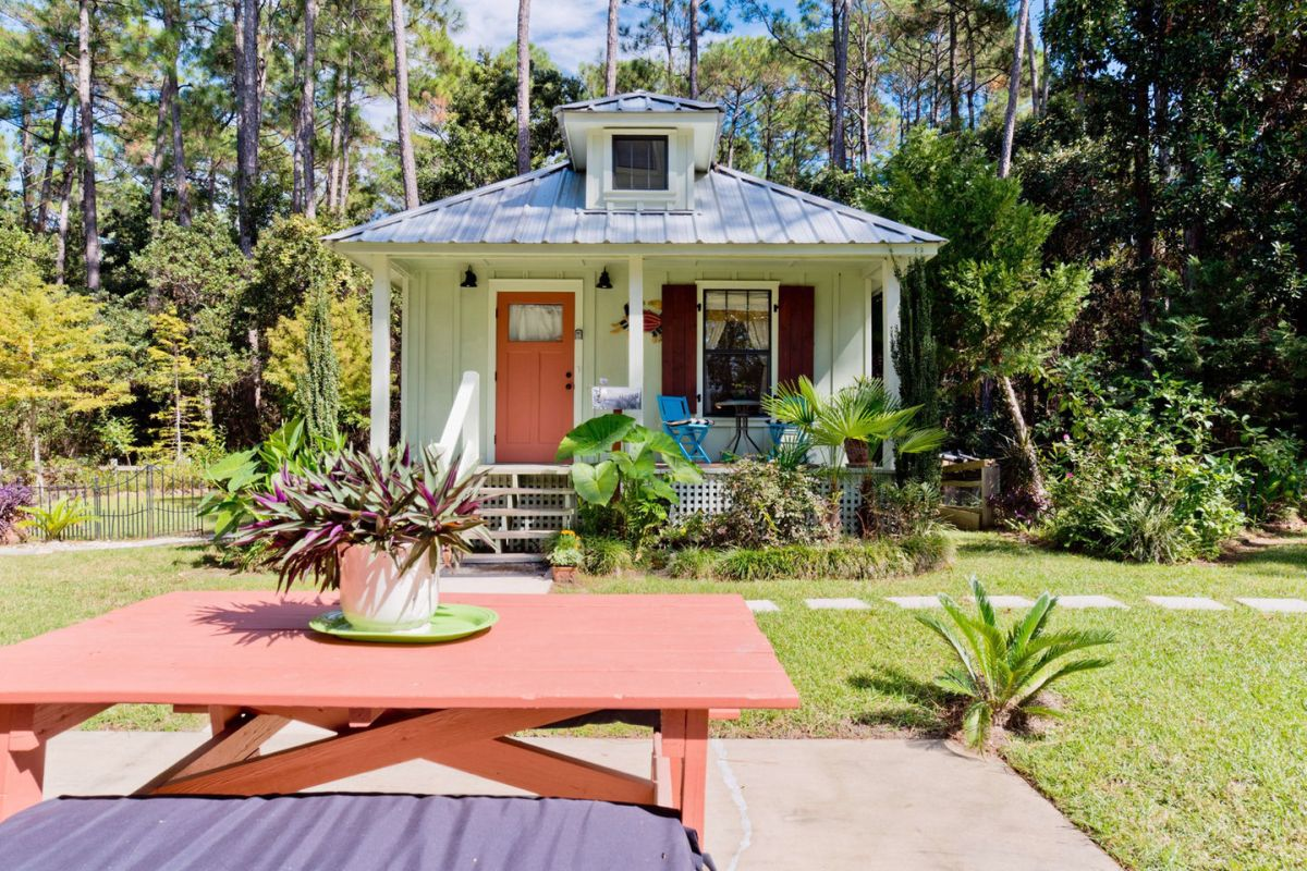 Small Southern Style House