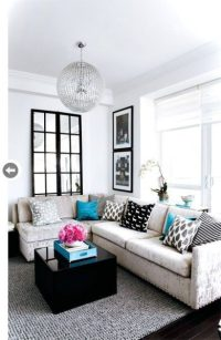12 Picturesque Small Living Room Design