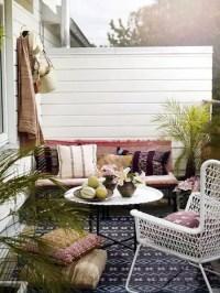 35 Lovely And Inspiring Small Balcony Ideas - Small House ...
