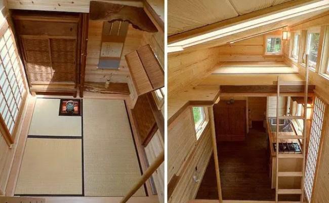 134 Sq Ft Japanese Tiny Tea House Built Under 34 500