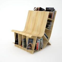 Nils Chair Cover Lycra Covers For Sale 17 Innovative Bookcase Designs - Small House Decor