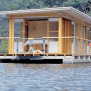 Modern Small Houseboats Designs Part 2 Small House Design