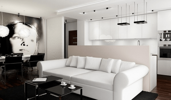 10 Great Room Designs For A Small House
