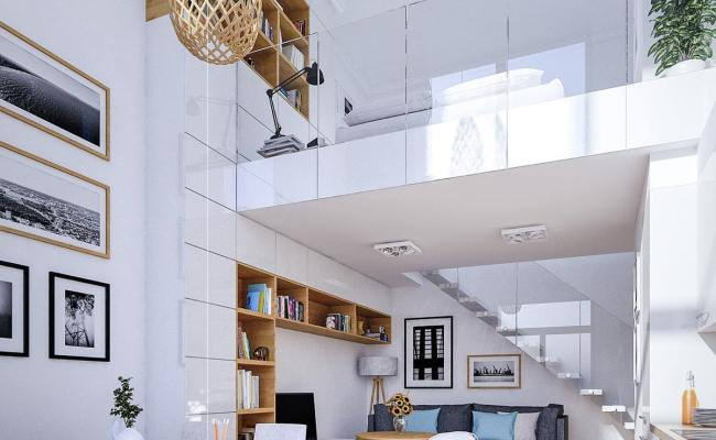 Small House With Loft Designs 10 Ideas Small House Design