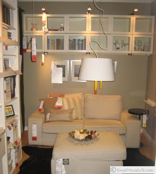 ikea small living room white side tables for house 376 square feet ikeas
