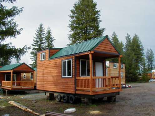 Land Caretaker Needed In Washington State Small House