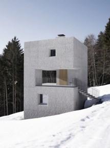 Small Concrete Cabins