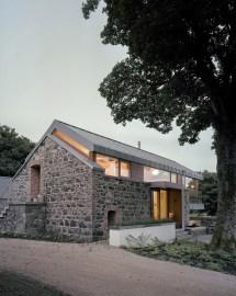 Stone Barn Architecture