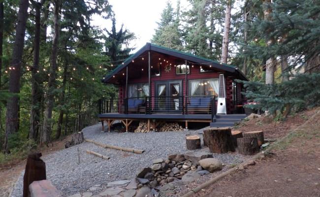 Hood River Cabin