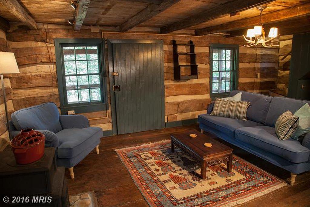 1850s Hand Hewn Cabin