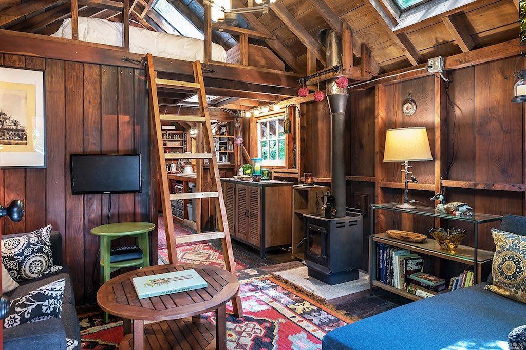 Zen Getaway Cabin