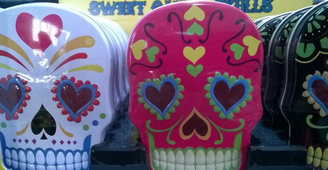 Day of the Dead El Dia de los Muertos Cookies