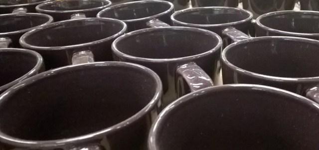 Mugs at Ikea