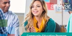 Charoty Grants Australia Ansvar Insurance community education program