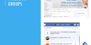 Facebook for small charities