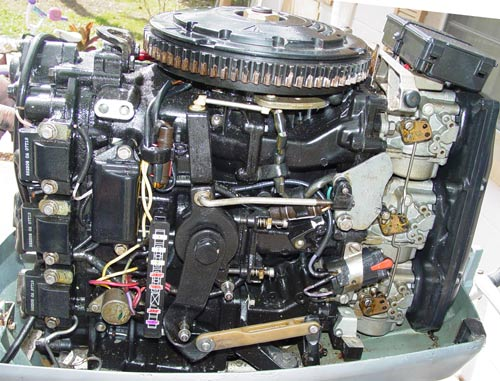 Hp Mercury Wiring Diagram Evinrude 70hp Outboard
