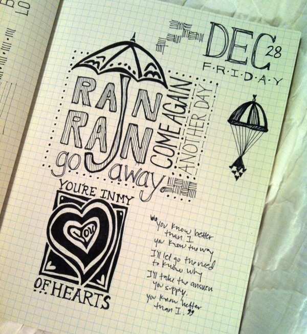 sketch journal . 122812