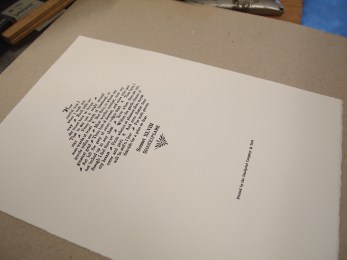 Proof Print