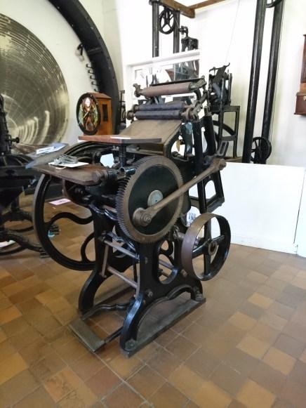 Cropper Charlton, Nottingham Industrial Museum