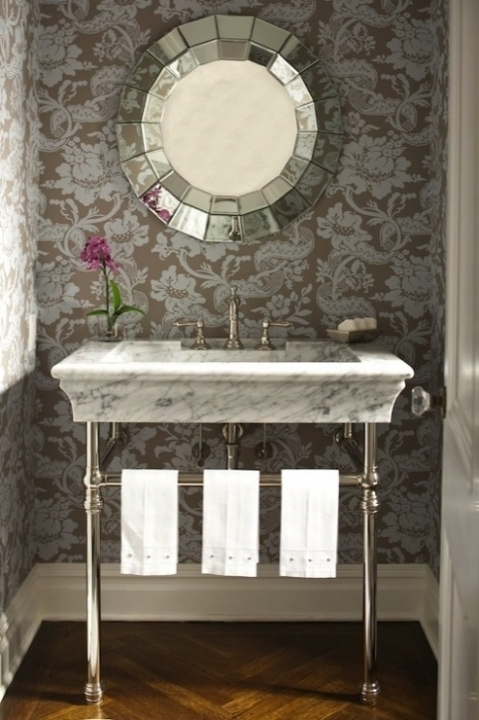 Awesome Small Powder Room Vanities Five Star Bath Solutions Small Room Decorating Ideas