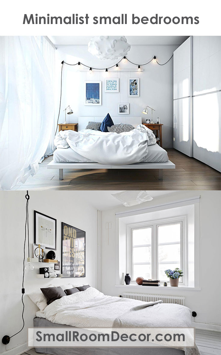 Design Collection Minimalist Design For Small Bedrooms 50 New Inspiration
