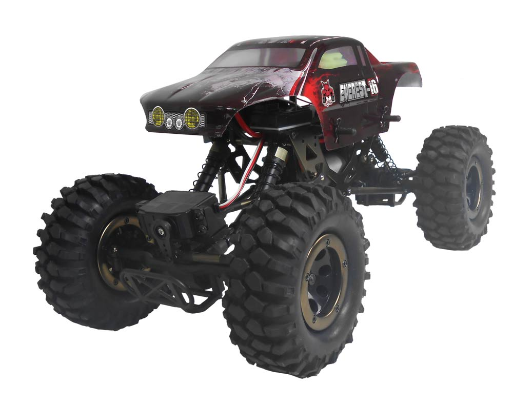 Explore the outdoors with Redcat Racing's Everest-16