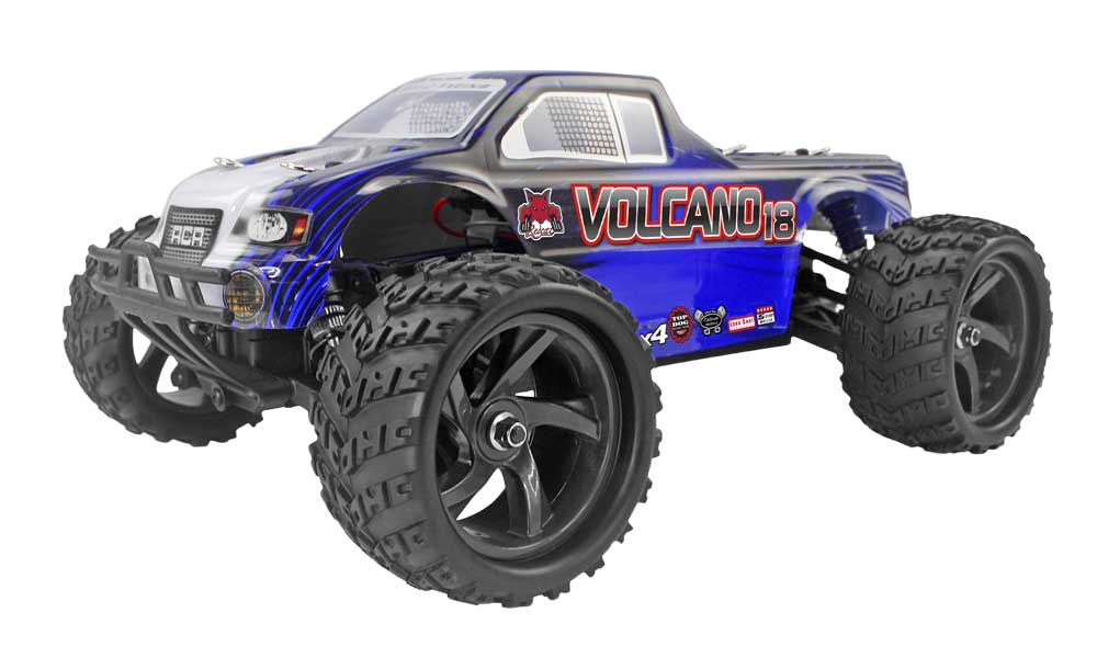 Redcat Racing has formed a small Volcano