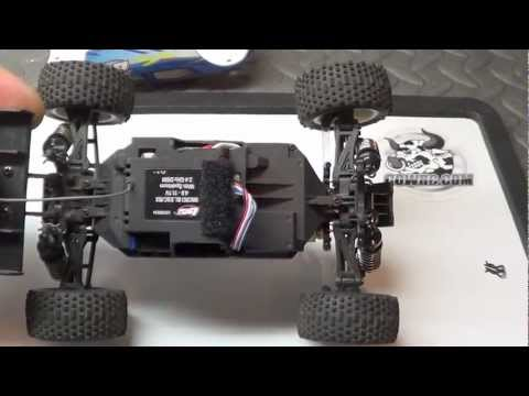 Converting a Losi Micro Truggy to a Mustang [Video]
