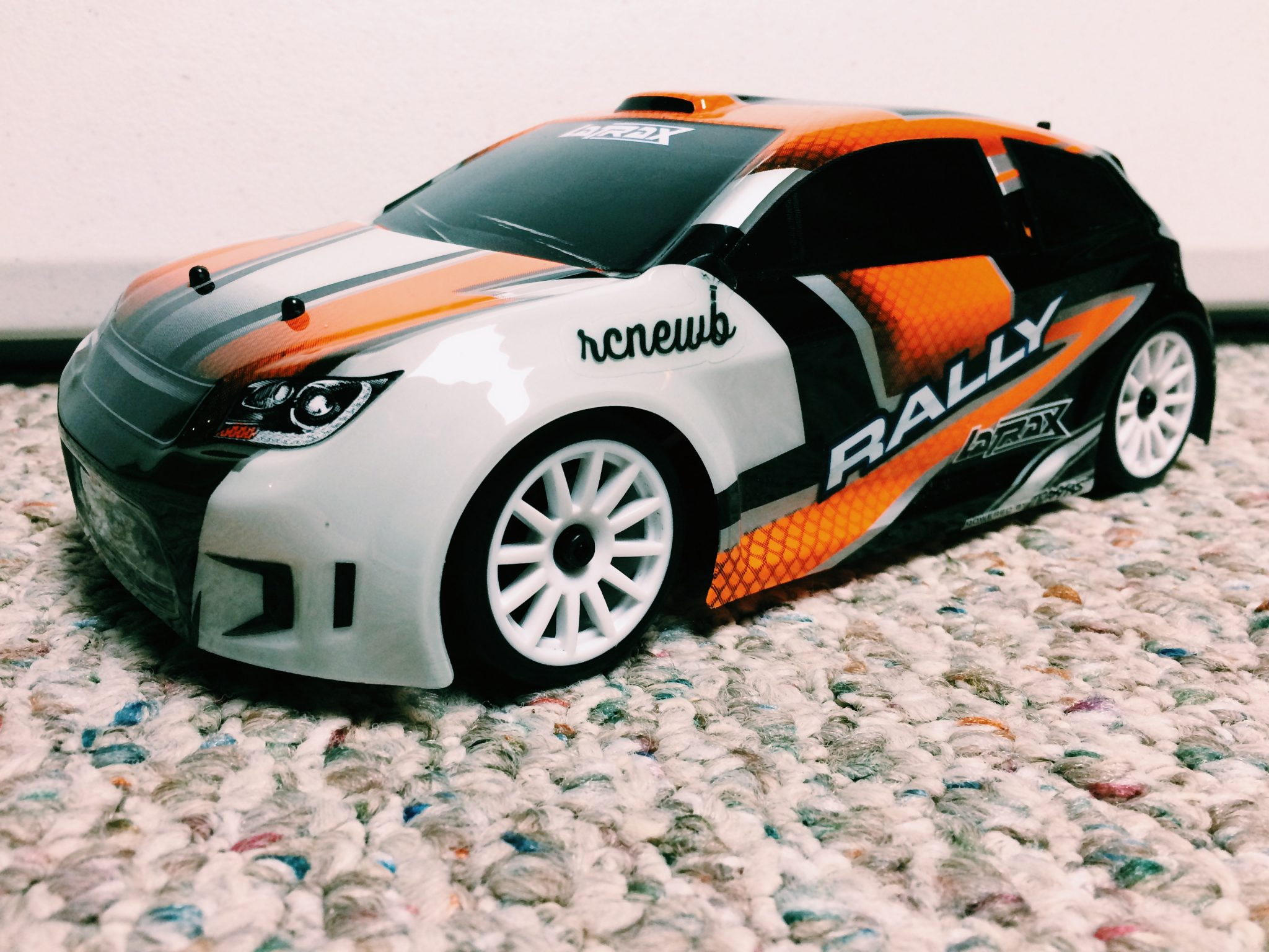 Review: LaTrax Rally 1/18 R/C Rally Car