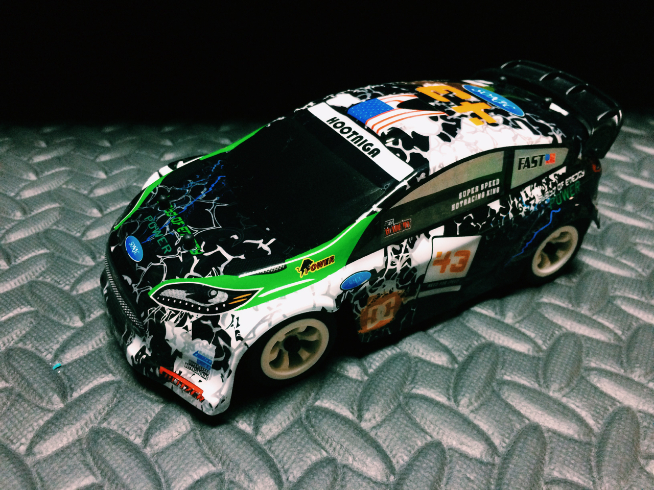 First Impressions: WLToys K989 1:28-scale R/C Rally Car