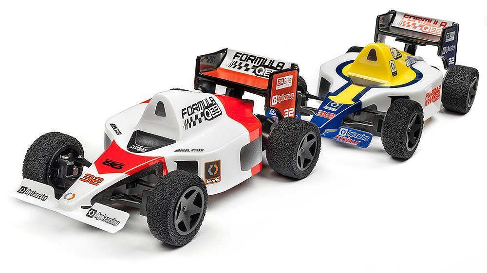 HPI's Formula Q32 Micro-racers are Ready for Action